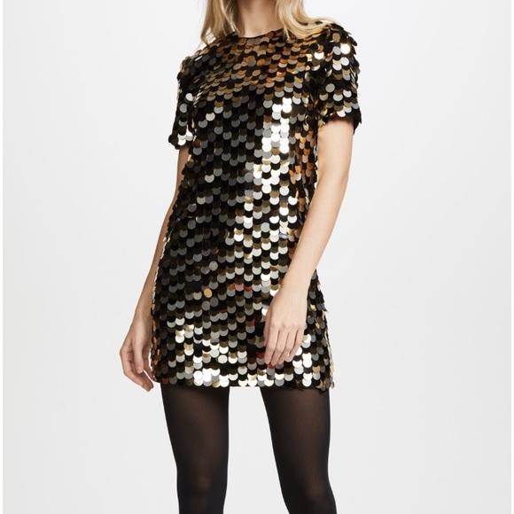 49ce22fb6c34 Rachel Zoe Dresses   Brand New Sequin Mini Dress Sz 0   Poshmark